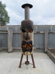 Tiki Fire/ Pizza Oven