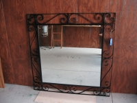 Square Mirror frame