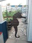 Sea horse gate