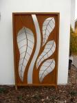 Gum Leaf Panel
