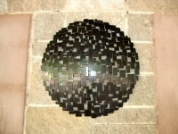 Domed Jigsaw Sculpture